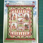 Bunny Town from Maywood Studio Easter themed Applique Quilt Kit