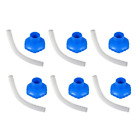 Above Ground Pool Skimmer Hose And Adapter B Set 6 Pack