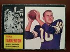 Top 10 Football Rookie Cards of the 1960s 15