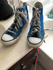 Chuck Taylor Converse All Star Size 6 Blue Sneakers