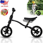 12 Kids Balance Bike Child No Pedal Bicycle Ride Toys Scooter Training Bicycle