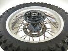 92 Kawasaki KLR 650 Rear Wheel Rim STRAIGHT (no tire) 17