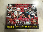 2015 Rookies And Stars Football Hobby Box Factory Sealed Unopened