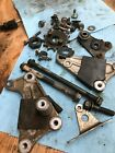 2006 Suzuki QuadRacer LT-R450 Lot of Engine Mount Hardware and Miscellaneous