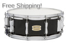 Yamaha Stage Custom Birch 14x55 Snare Drum Raven Black 14