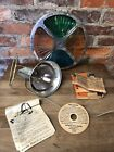 Vintage 4 Color Wheel Rotating Christmas Tree Projector Imperial Light with Box