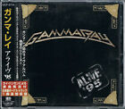 GAMMA RAY Alive '95 CD JAPAN VICP-5714 w OBI  13 Tracks Helloween