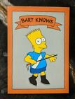 1993 SkyBox Simpsons Trading Cards 3
