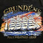 Vintage Grundens Foul Weather Gear Shirt XL