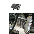 125ml Motorcycle Aluminum Engine Oil Cooler Cooling Radiator Fit for 125CC-250CC