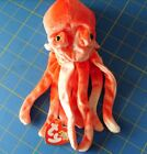 TY Beanie Baby - WIGGLY the Octopus (8.5 inch)