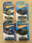 Hot Wheels Ferrari 458 Challenge 458 Black x 1 458 Blue x 1 458 Spider