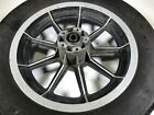 88 Harley Davidson Sportster XLH883 Rear Wheel Rim STRAIGHT (no tire) 16