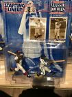 Kenner Starting LineUp Jackie Robinson Larry Doby 1997 Classic Doubles