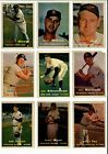 Top 10 Bob Lemon Baseball Cards 18