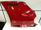 Ducati 996R Carbon Fiber Side Panels Eft, Right and CF bellypan OEM