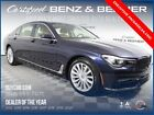 2017 BMW 7-Series 740i 2017 for $10100 dollars