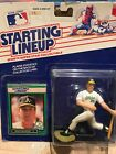 Kenner Starting LineUp Mark McGwire Oakland A's 1989 Action Figure & Card NIB