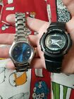 2 Watches For Spares Or Repair Casio G Shock and Gianni Sabatini