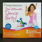 Weight Watchers The Ultimate Dance Party DVD Exercise Fitness Workouts NEW