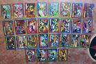 1993 Lot of 28 Marvel Sky Box Famous Battles Trading Cards