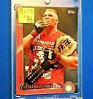 Brock Lesnar Cards, Rookie Cards and Autographed Memorabilia Guide 64