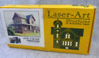 Branchline Trains Laser ArtDeluxe Farmhouse kit 552NIB S Scale Sn3
