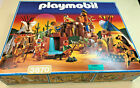 Playmobil 3870 Vintage CAMP THUNDER Native American Indian Western In Box RARE