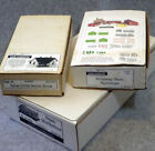 Three 3 building kits from banta modelworks RGS NIB S Scale Sn3