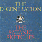 CD The D Generation - The Satanic Sketches - FREE POST #V1