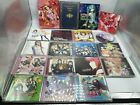 Lot of 19 Anime Japanese Import Original Soundtrack CD and DVD Music