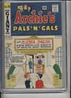Archies Pals n Gals 23 Key first appearance of Josie CGC Blue 60 WHITE pages