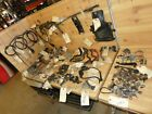 79-83 Honda XR500 XR 500 XL500 XL Brake Cable Coil Link Lever Axle Parts Lot OEM