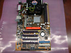 SOYO SY P4VTE MOTHERBOARD COMBO INTEL CELERON 22GHz 512MB FREE FEDEX in USA