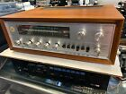 Vintage Pioneer SX1000 Tw Stereo Receiver Wood Cab great condition fully tested