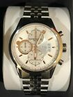 Raymond Weil Freelancer Ivory Dial Stainless Steel Men's Watch 7730ST65025