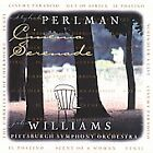 LIKE NEW! Cinema Serenade by Itzhak Perlman & John Williams (cd) FREE SHIPPING