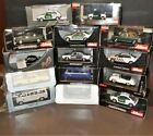 SELECTION Police cars 1 43 Scale premium brands Diecast Resin neo models matrix
