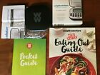 2015 WEIGHT WATCHERS SMARTPOINTS CALCULATOR MASTER MENU EATING OUT POCKET GUIDE