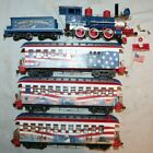 Bachmann SPIRIT AMERICA 2 6 0 Mogul Steam Locomotive TRAIN SET On30 NARROW GAUGE