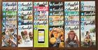 36 WEIGHT WATCHERS Freestyle Weekly Guide Books 12 31 17 09 16 18 With Recipes