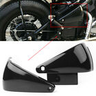 Battery Side Fairing Cover Black Fit Kawasaki Vulcan VN400 VN800 Classic Drifter