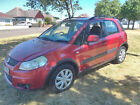 LARGER PHOTOS: Suzuki Swift SX4 2008, 1.6 petrol, manual Red, 3 day Low start auction
