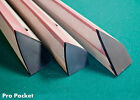 PRO POCKET k55 RAILS FOR VALLEY POOL TABLE DIAMOND