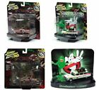 Johnny Lightning 164 Ecto 1A Ghostbusters Slimers  Christine  Figures JLDR010