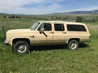 1985 Chevrolet Suburban Silverado 3/4 for $5500 dollars
