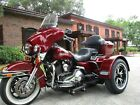 2006 Harley-Davidson Electra Glide  2006 Harley Ultra Classic w/ New Richland Roadster Trike Conversion and REVERSE
