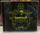 Overkill Wrecking Your Neck Live CD