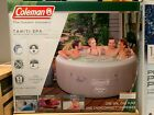Coleman Saluspa Tahiti Inflatable Hot Tub 71 x 26 Spa 2 4 Person New in hand