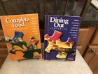 Weight Watchers 2002 Winning Point COMPLETE FOOD DINING OUT Companion Books